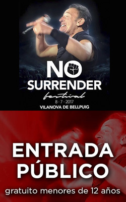 no-surrender-entradas-250-400