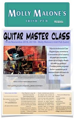 masterclass guitar